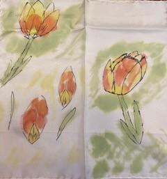 Paula Boffa – Etegami – A Glimpse of Spring