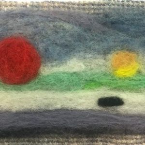 Peter Lister – Needle Felting Two